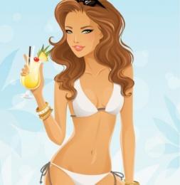 estate-ragazza-in-bikini-con-cocktail-di-frutta_279-12388