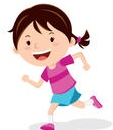 stock-vector-girl-running-marathon-runner-or-a-girl-running-on-school-sport-day-204984661